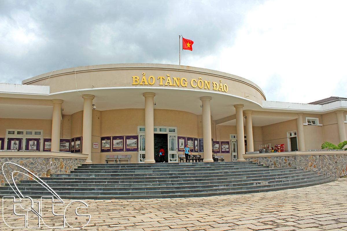 Bảo tàng Côn Đảo (Ảnh: Luan Dang)