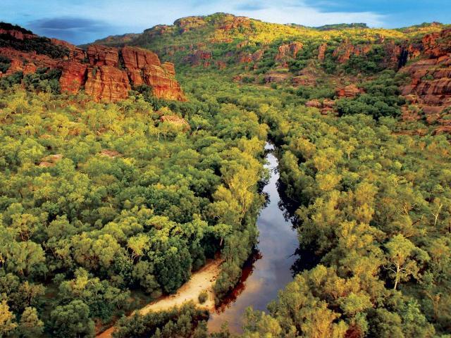 Vườn quốc gia Kakadu - Vùng đất hoang sơ hiếm có
