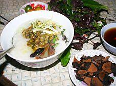 Cháo ấu tẩu: Đặc sản Hà Giang
