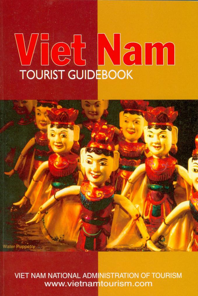 Sách Viet Nam Tourist Guidebook tái bán lần thứ 6 - tháng 4/2011