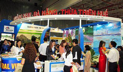 Quảng Nam - Đà Nẵng - Thừa Thiên Huế phối hợp tham gia hội chợ du lịch quốc tế Hồ Chí Minh - ITE HCMC 2014