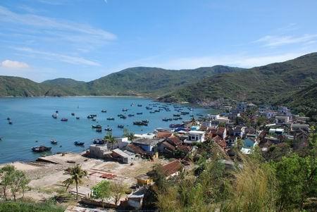 Hải Minh- làng biển hoang sơ của Bình Định