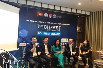Hội thảo Đổi mới sáng tạo trong công nghệ du lịch