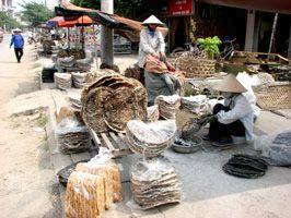 Bánh đa Kế - Đặc sản Kinh Bắc