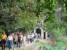 Ninh Bình: Tình hình hoạt động du lịch 9 tháng năm 2008