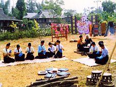 Thị xã Nghĩa Lộ (Yên Bái) đã sẵn sàng cho Tuần Văn hóa - Du lịch Mường Lò 2008