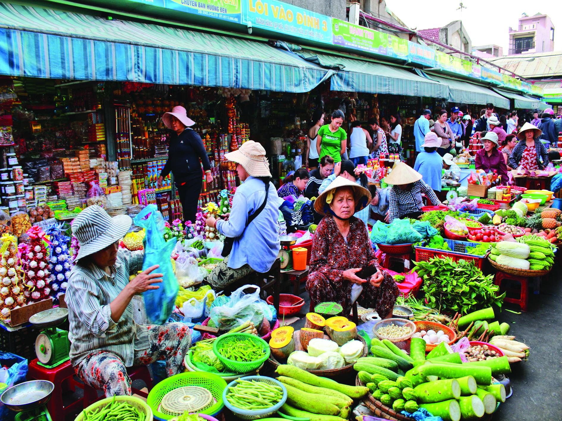 Mua sắm ở TP. Đà Nẵng