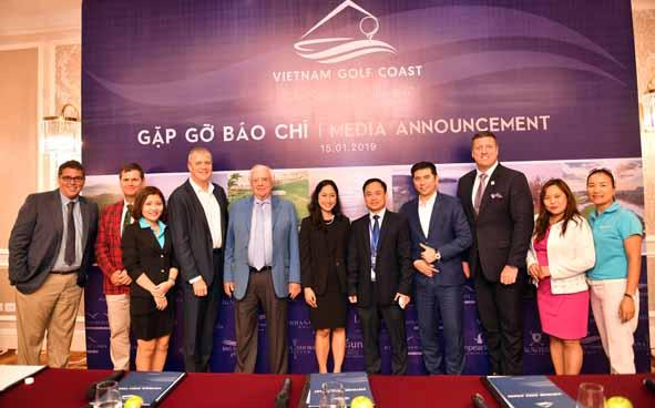 Thành lập Liên minh golf Duyên hải Trung bộ Việt Nam