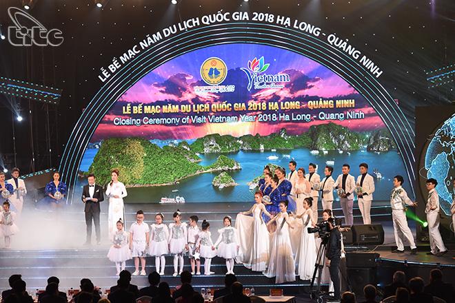 Năm Du lịch quốc gia 2018 tạo đà phát triển cho du lịch Quảng Ninh và các địa phương
