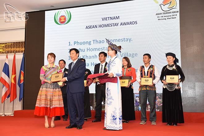 ATF 2019 tôn vinh các doanh nghiệp du lịch điển hình trong ASEAN