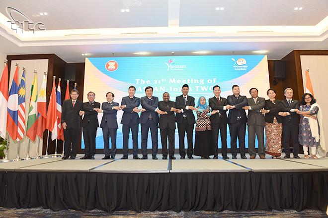 Họp nhóm công tác du lịch ASEAN - Ấn Độ