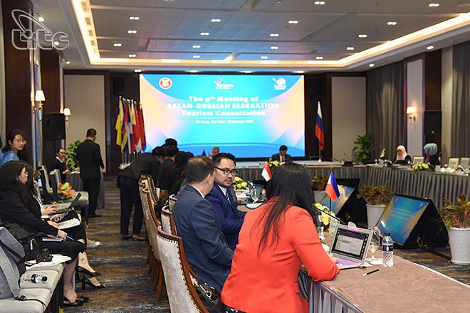 Tăng cường hợp tác du lịch ASEAN – Liên bang Nga