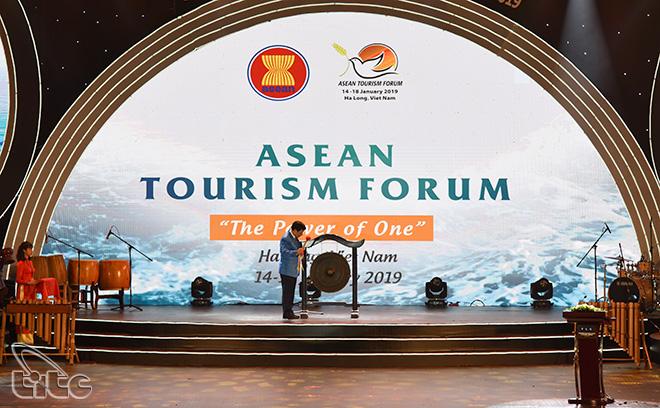 Diễn đàn Du lịch ASEAN (ATF) 2019 chính thức khai mạc