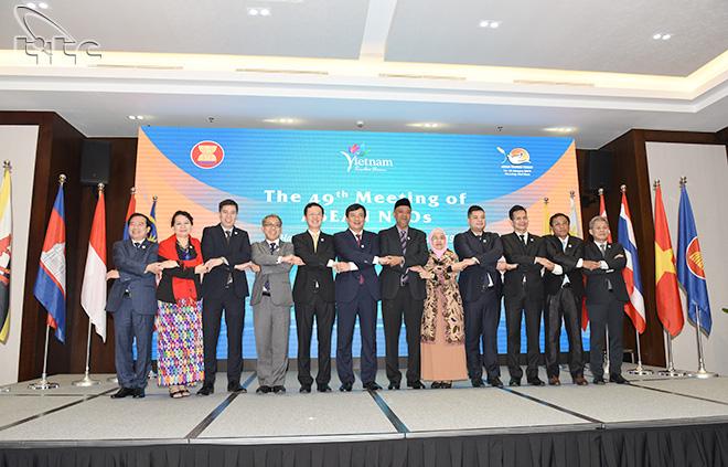 Tổng cục trưởng Nguyễn Trùng Khánh chủ trì Hội nghị Cơ quan Du lịch quốc gia ASEAN lần thứ 49