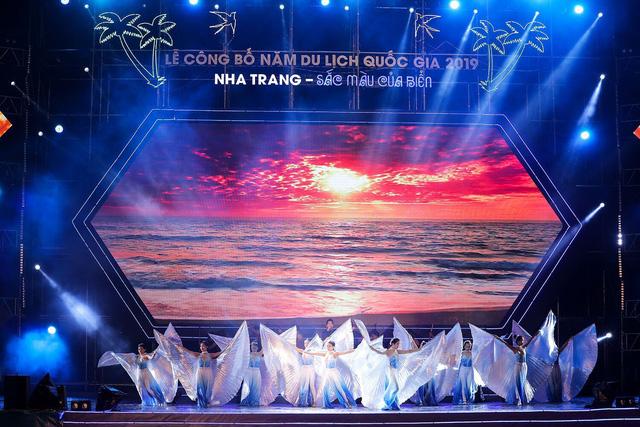 Lễ công bố Năm du lịch quốc gia 2019 tại Nha Trang – Khánh Hoà: Lung linh đêm