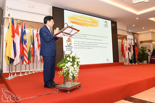 Diễn đàn Du lịch ASEAN (ATF) 2019 kết thúc thành công tốt đẹp
