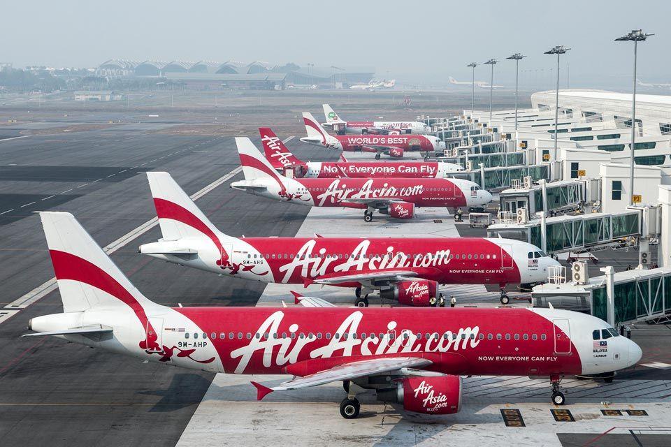 Mừng năm mới 2019, AirAsia tung 1,9 triệu vé khuyến mãi
