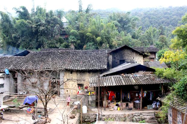 Giữ gìn các ngôi nhà cổ ở Ma Lé (Đồng Văn)