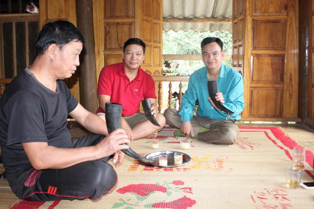 Đặc sắc Tết cổ truyền của người La Chí ở Hà Giang