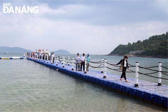 Đà Nẵng: Phát triển du lịch đường thủy nội địa