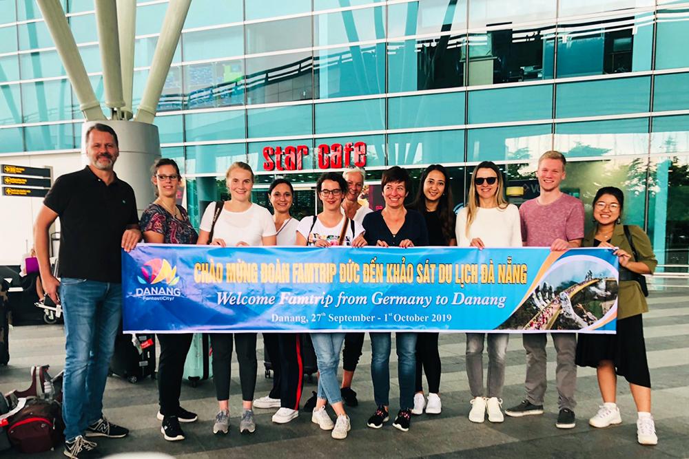 Đà Nẵng: Đón các đoàn famtrip quốc tế