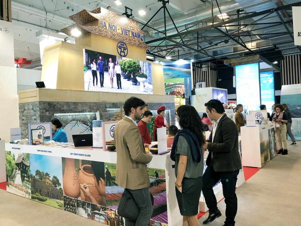 HPA quảng bá du lịch Hà Nội tới du khách Nhật Bản