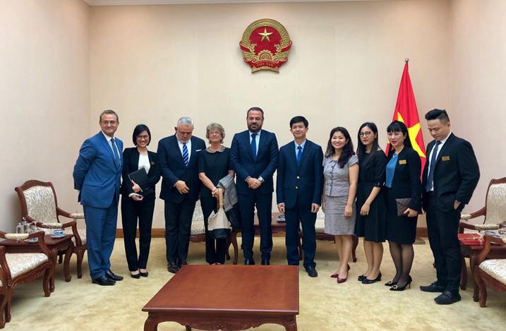 Phó Chủ tịch Tập đoàn Meliá Hotels International: Việt Nam có nhiều dư địa để du lịch phát triển mạnh mẽ