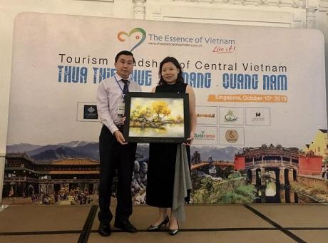 Thừa Thiên - Huế tổ chức chương trình Roadshow giới thiệu du lịch tại Singapore