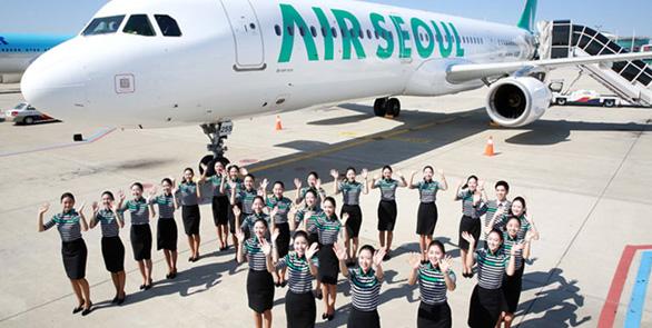 Tháng 12-2019: Hãng hàng không Air Seoul mở đường bay đến Khánh Hòa