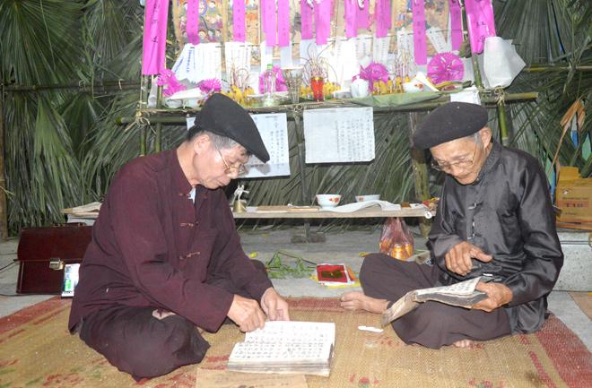 Đặc sắc lễ cầu an của người Cao Lan (Tuyên Quang)