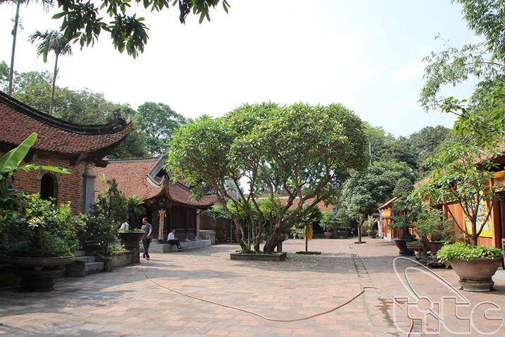 Bắc Giang: Chùa tổ Vĩnh Nghiêm được công nhận là điểm du lịch