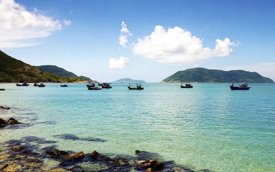 Côn Sơn (Vũng Tàu) vào top những nơi có làn nước trong xanh nhất thế giới