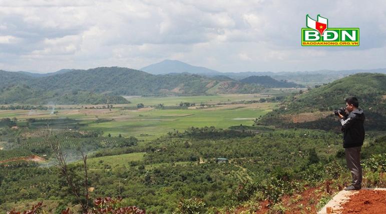 Đắk Nông: Tăng cường bảo vệ môi trường, cảnh quan tại các điểm di sản công viên địa chất