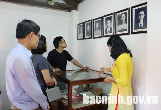 Đoàn Famtrip khảo sát tuyến du lịch văn hóa Bắc Ninh