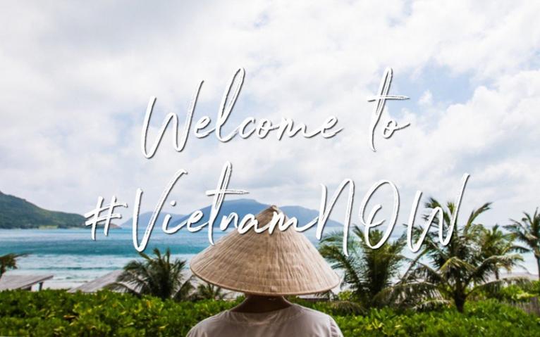 #VietnamNOW – chiến dịch truyền thông hướng tới khách quốc tế với những sản phẩm du lịch mang đẳng cấp thế giới