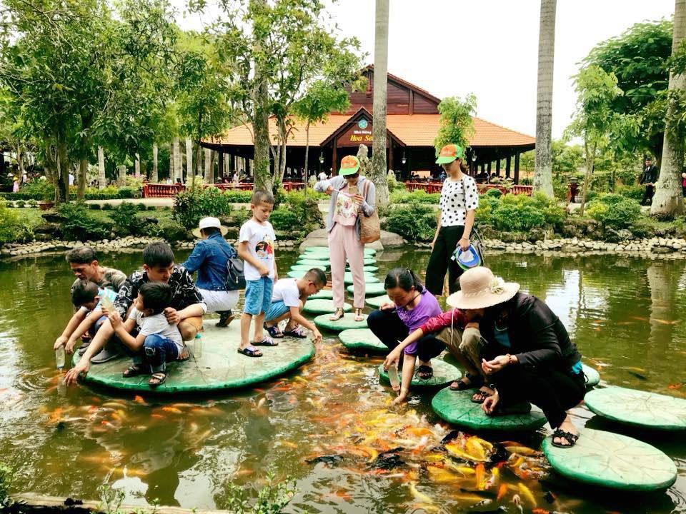 Làng du lịch Mỹ Khánh(Cần Thơ) – Điểm đến thú vị