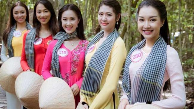 Lễ hội Dừa Bến Tre 2019: Tôn vinh nét đẹp áo bà ba