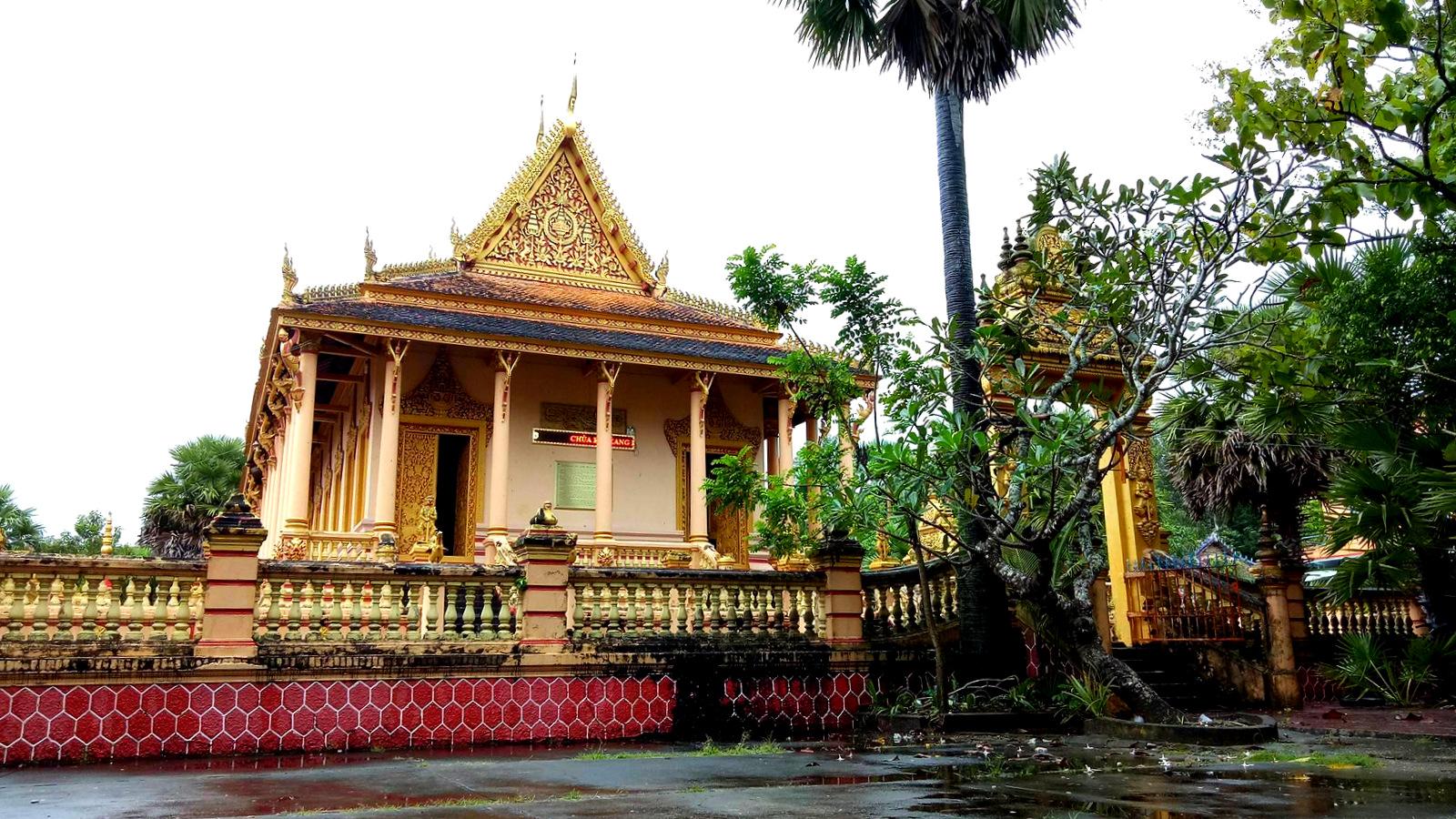 Những ngôi chùa độc đáo ở Sóc Trăng