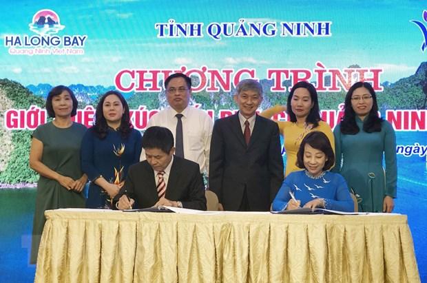 Du lịch Quảng Ninh hướng tới trở thành ngành kinh tế mũi nhọn