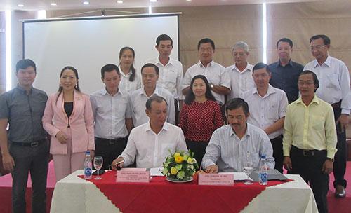 Bình Thuận và Bà Rịa - Vũng Tàu ký kết chương trình liên kết, hợp tác phát triển du lịch