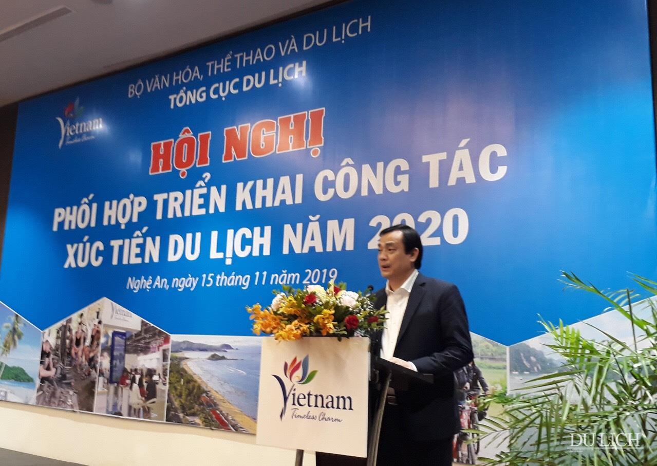 Tăng cường phối hợp triển khai công tác xúc tiến du lịch năm 2020