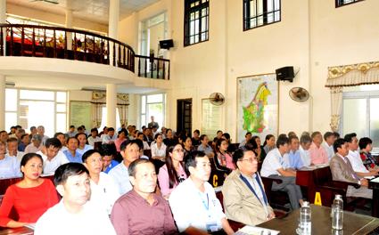 Ninh Bình: Đẩy mạnh công tác tuyên truyền trong quản lý, bảo vệ Di sản Tràng An