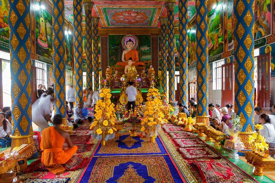 Ok om bok: Nghi lễ văn hoá nông nghiệp của người Khmer Tây Ninh