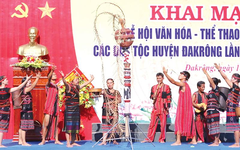 Đakrông (Quảng Trị) - vùng đất đậm đà bản sắc văn hóa
