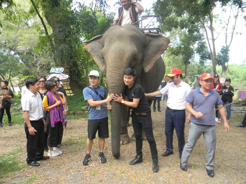 Chương trình khảo sát sản phẩm, dịch vụ du lịch trên địa bàn tỉnh Đắk Lắk