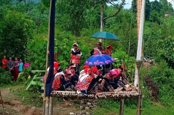 Độc đáo Lễ Tẩu sai của người Dao Tiền ở Cao Bằng
