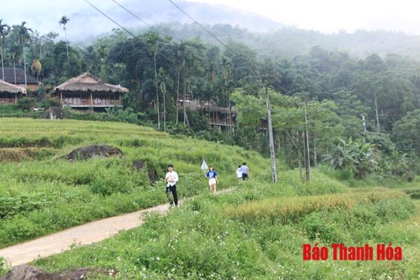 Huyện Bá Thước: Đầu tư hạ tầng kết nối các điểm du lịch