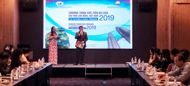 Hiệp hội Du lịch Lâm Đồng - Đà Lạt xúc tiến du lịch tại Malaysia