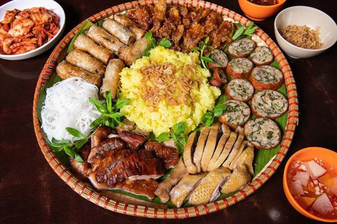 Đậm đà hương vị ẩm thực Phú Lâm – Tuyên Quang