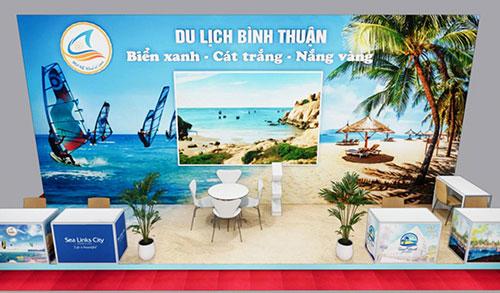 Bình Thuận tham gia Hội chợ du lịch quốc tế Cần Thơ 2019
